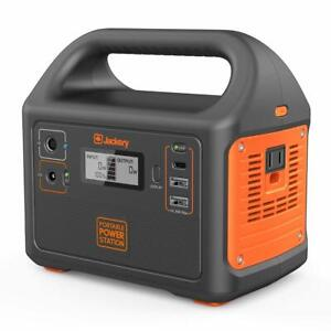 Portable Power Station Generator AC 167Wh Supply Bank USB Lithium 110V100W Camp