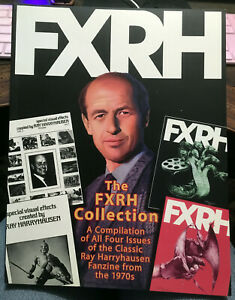 FXRH COLLECTION Special Visual Effects Created by Ray Harryhausen 2012 RARE spfx
