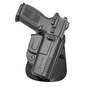 Fobus FNSND Evolution Paddle Holster-FNS40 &Compact/FNS9 &Compact