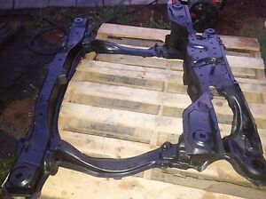 CROSSMEMBER/K FRAME/SUB FRAME FRONT 98 99 00 01 02. 4 cylinder HONDA ACCORD