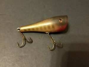 vintage fishing lure popper