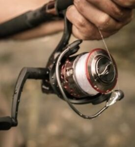 Shakespeare Ugly Stik GX2 2pc Spinning Combo And Rod Reel ( 6' medium)