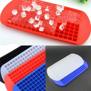 Tray Ice Cube Mold Kitchen Brick Drinks Cavity 160 Grids Small Durable