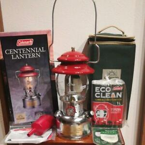 Coleman Centennial Lantern Rare Outdoor sports Outdoor goods Limited model