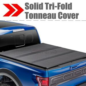 Black Lock Roll Up Tonneau Cover Bed Cover for 2004-2018 FORD F-150 5.6F Bed
