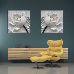 2pcs Modern Canvas Print Pictures Painting Wall Art Poster Home Decor Crafts $12.86