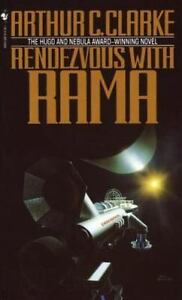 Rendezvous with Rama by Arthur C. Clarke (1981, Paperback)