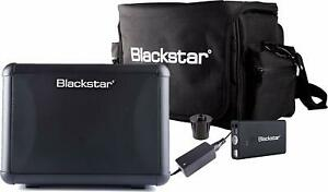 Blackstar Super Fly Pack Super Fly Power Supply Power Bank Gig Bag Bundle New $349.99
