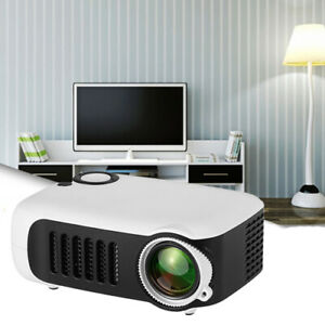 LCD Smart Home Theater Projector 1080p FHD 3D Video Movie for TV BoxXBOX B8Q2