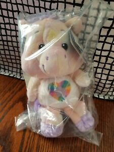 NEW Care Bears Cousins Noble Heart Horse 2004 Carlton Cards 8