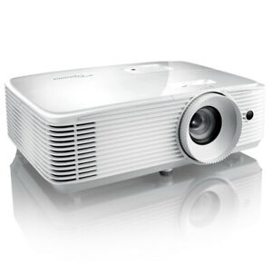 Optoma HD27E HD 1080p Home Cinema 3400 Lumens Projector Ideal Indoor Or Outdoor