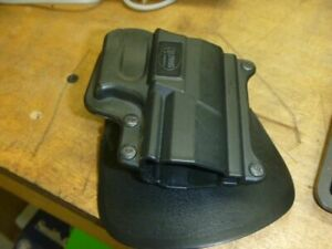 Pre owned Fobus paddle holster RH for Walther P22