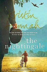 THE NIGHTINGALE by Kristin Hannah  NEW PAPERBACK ***MOVIE TIE-IN*** FREE SHIP