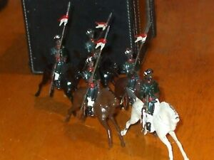Britains,Set 66-13th Duke of Connaught's Own Lancers toy soldiers