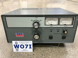 Vhf Amplifier For Sale | Lures