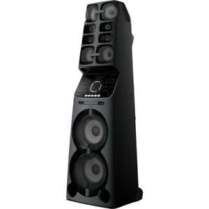 Sony MHC-V90W High Power Music Audio System Speaker with Built-In Wi-Fi (2017)