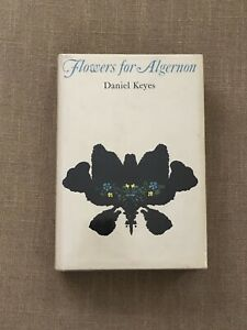 FLOWERS FOR ALGERNON Daniel Keyes. First Edition & Printing. VGVG HC