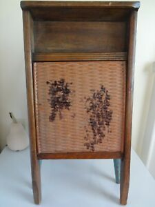 RARE ANTIQUE REDWARE POTTERY WASHBOARD AWESOME RED WARE