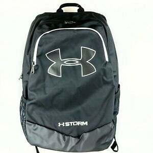 New! Under Armour Boy's Storm Scrimmage Backpack Black $39.99