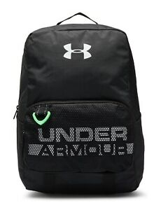 NWT BRAND NEW UNDER ARMOUR YOUTH BOY BLACK SELECT SCHOOL BACKPACK BAG