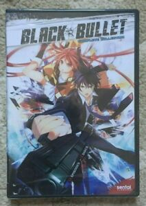 Black Bullet Complete Series Collection DVD Set Anime