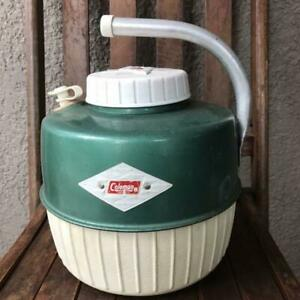 American Camping Supplies Coleman Jug Plastic 1 gallon Vintage Very Rare FS O4