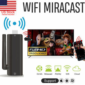 WiFi Display Dongle Receiver 1080P HDMI TV DICONNA M2 Plus DLNA Airplay Miracast