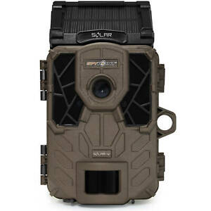 SPYPOINT SOLAR-W Game Camera Unlimited Power Built-in Solar Panel 12MP New