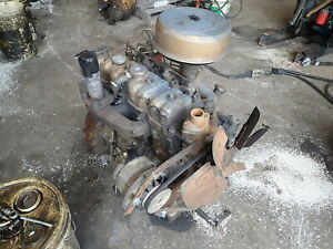 Perkins 4.108 Diesel Engine RARE! RUNS EXC 4-108 Marine Industrial Bobcat 825