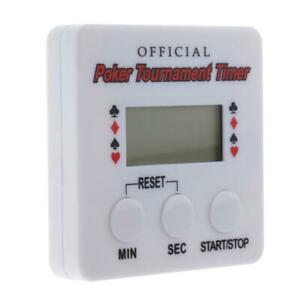 Kitchen Cooking Timer Digital Alarm Clock Large LCD Screen Easy to Read