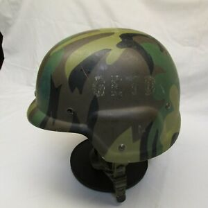 1970's > Post  Vietnam > PASGT > Test  Prototype > Experimental  Helmet