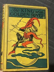 The King of the Golden River, by John Ruskin, Vintage