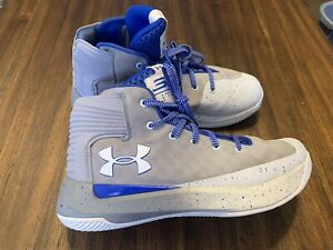 STEPHEN CURRY UNDER ARMOUR BASKETBALL SNEAKERS  SIZE 6Y