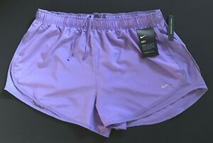 NWT Nike Womens Dri Fit Dry Tempo Running Shorts Size XXL 831558 $22.88