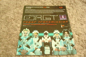 ORGY band 2001 ad for hit