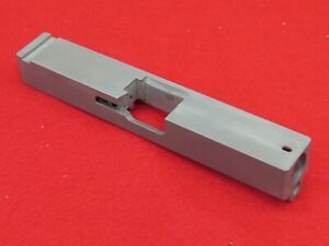 Stainless Steel Pistol Slide For Glock 23 .40 Cal Stripped Blank.