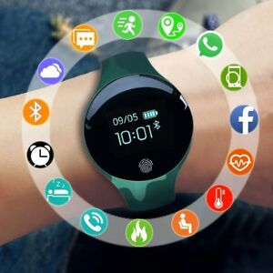 Watch Connected Child Camouflage Smart Watch Waterproof Bluetooth Android Apple