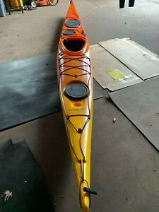 Boreal Design Baffin P1 Sea Kayak