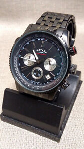 Rotary Chronospeed GB03778/04 gents watch chronograph