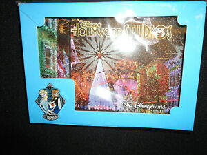 DISNEY WDW HOLLYWOOD STUDIOS FROZEN HOLIDAY DESSERT PACKAGE PIN