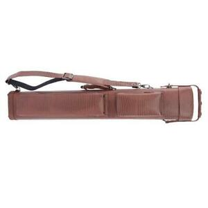 12 3X5 Hard Pool Cue Billiard Stick Carrying Case Carrying Shoulder Bag Holder