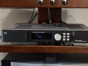 Bricasti Design M1 Reference World Class DAC Digital to Analog Converter