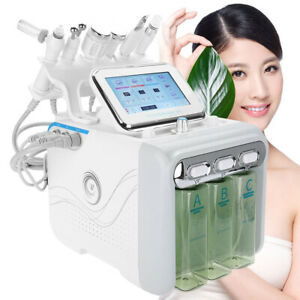 Water Dermabrasion Professional Hydra Facial Machine Hydro Dermabrasion 6 in 1