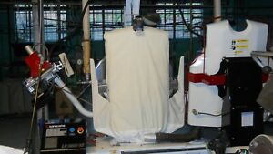 Shirt Press Machine Sankosha, Excellent used condition, new cover and pad