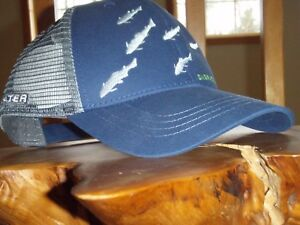 REP YOUR WATER Trout Unlimited Trucker Hat