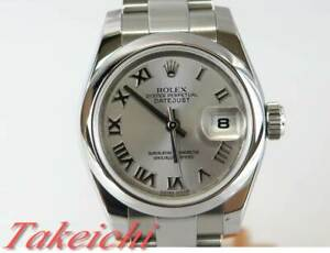 Rolex Oyster Perpetual Datejust 179160 Automatic Ladies Watch From Japan [b1018]