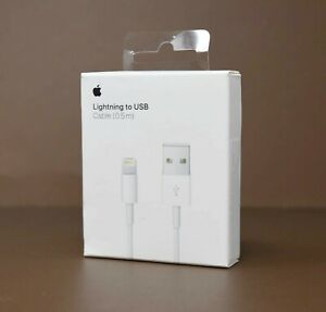 Apple OEM Lightning to USB Charging Data Cable 0.5M ME291AM A iPhone iPad iPod $7.99