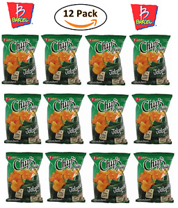 MEXICAN Barcel Chips Jalapeno  60g  Bundle of 12 Bags FREE SHIPPING WHOLESALE
