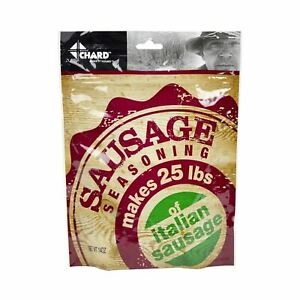 Chard Italian Sausage Seasoning  ISS-25C Make Your Own