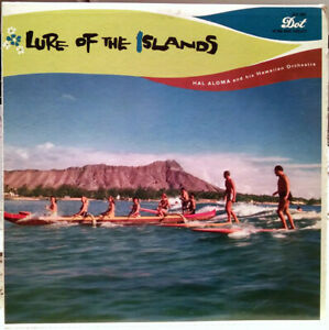 Hal Aloma – Lure Of The Islands (1965 ) DLP-3057 VINYL A0367